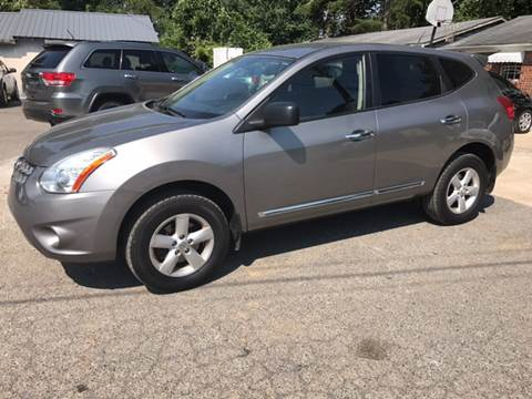 2012 Nissan Rogue for sale in Plainville, GA