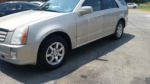 2007 Cadillac SRX for sale in Plainville, GA