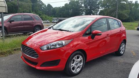 2014 Ford Fiesta for sale in Plainville, GA