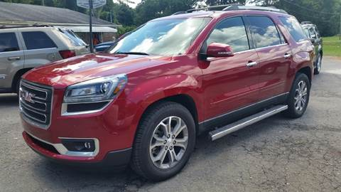 2014 GMC Acadia for sale in Plainville, GA