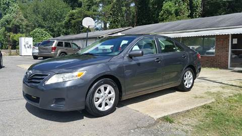 2011 Toyota Camry for sale in Plainville, GA