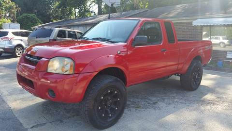 2002 Nissan Frontier for sale in Plainville, GA
