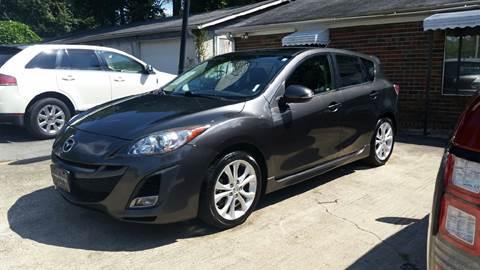 2010 Mazda MAZDA3 for sale in Plainville, GA