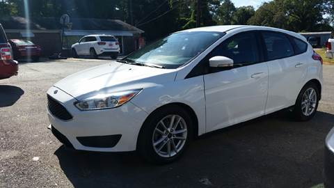 2015 Ford Focus for sale in Plainville, GA