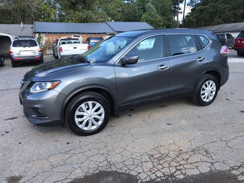 2014 Nissan Rogue for sale in Plainville, GA