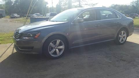2013 Volkswagen Passat for sale in Plainville, GA