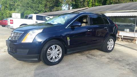 2010 Cadillac SRX for sale in Plainville, GA