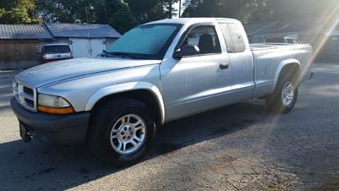 2003 Dodge Dakota for sale in Plainville, GA
