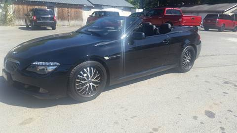 2008 BMW 6 Series for sale in Plainville, GA