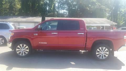 2014 Toyota Tundra for sale in Plainville, GA