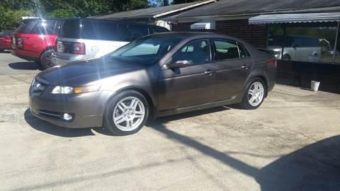 2007 Acura TL for sale in Plainville, GA