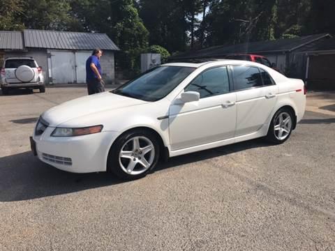 2006 Acura TL for sale in Plainville, GA
