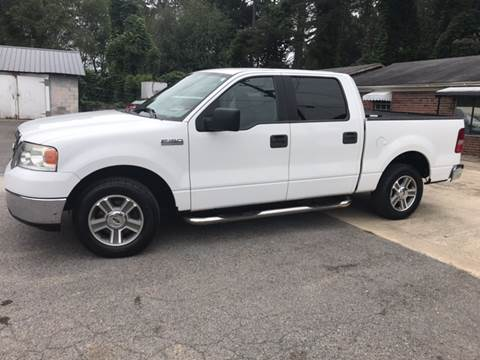 2008 Ford F-150 for sale in Plainville, GA
