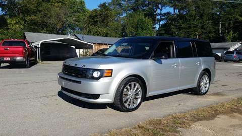 2012 Ford Flex for sale in Plainville, GA