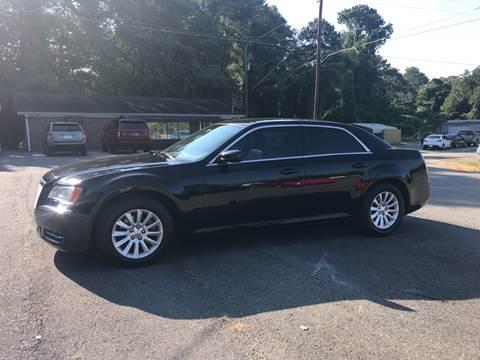 2012 Chrysler 300 for sale in Plainville, GA