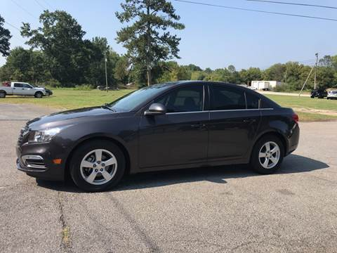 2016 Chevrolet Cruze Limited for sale in Plainville, GA