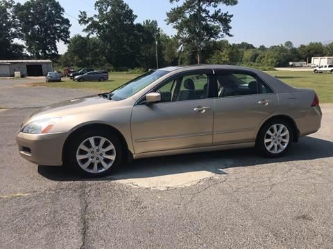 2006 Honda Accord for sale in Plainville, GA