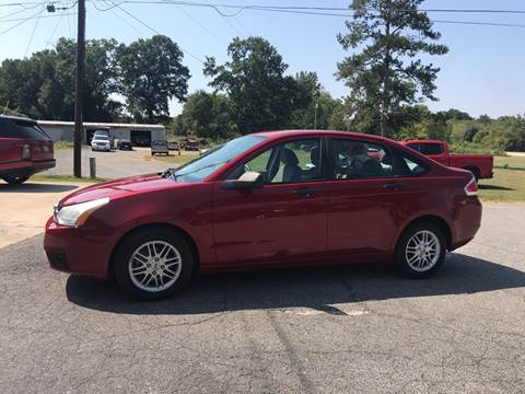 2009 Ford Focus for sale in Plainville, GA