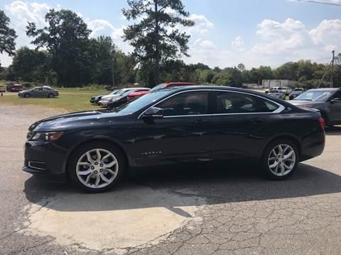 2014 Chevrolet Impala for sale in Plainville, GA