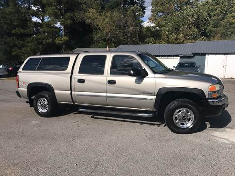 2004 GMC Sierra 2500 for sale in Plainville, GA