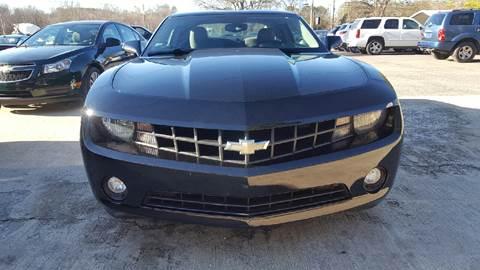 2010 Chevrolet Camaro for sale in Plainville, GA