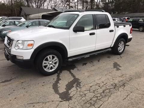 2007 Ford Explorer Sport Trac for sale in Plainville, GA