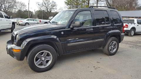 2004 Jeep Liberty for sale in Plainville, GA