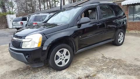 2006 Chevrolet Equinox for sale in Plainville, GA