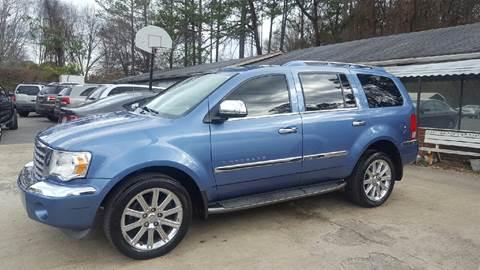 2007 Chrysler Aspen for sale in Plainville, GA