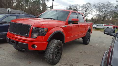 2013 Ford F-150 for sale in Plainville, GA