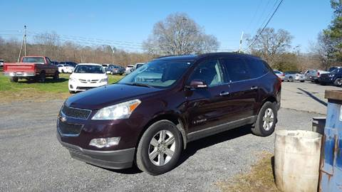 2009 Chevrolet Traverse for sale in Plainville, GA