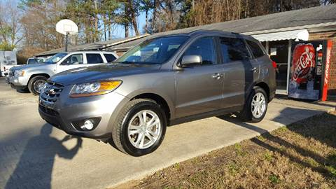 2011 Hyundai Santa Fe for sale in Plainville, GA