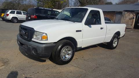 2010 Ford Ranger for sale in Plainville, GA
