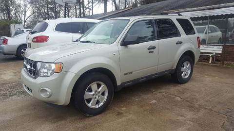 2008 Ford Escape for sale in Plainville, GA