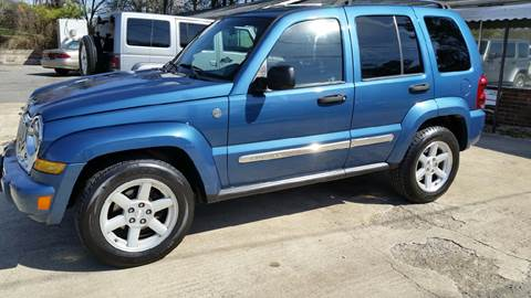 2005 Jeep Liberty for sale in Plainville, GA