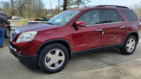 2008 GMC Acadia for sale in Plainville, GA