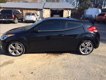 2012 Hyundai Veloster for sale in Plainville, GA