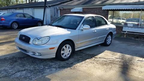 2005 Hyundai Sonata for sale in Plainville, GA