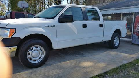 2010 Ford F-150 for sale in Plainville, GA