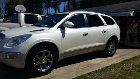 2009 Buick Enclave for sale in Plainville, GA