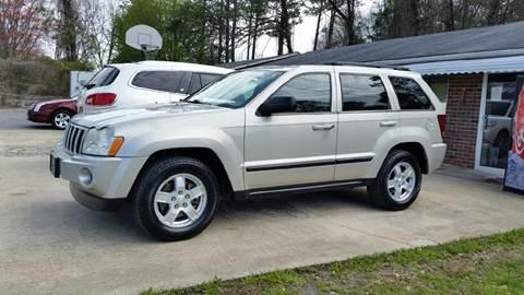 2007 Jeep Grand Cherokee for sale in Plainville, GA