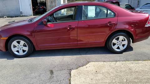 2007 Ford Fusion for sale in Plainville, GA
