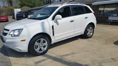 2012 Chevrolet Captiva Sport for sale in Plainville, GA