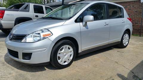 2012 Nissan Versa for sale in Plainville, GA