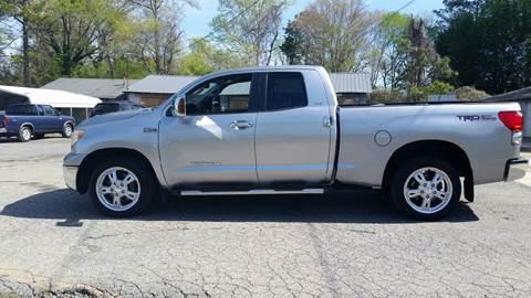 2007 Toyota Tundra for sale in Plainville, GA