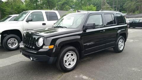 2015 Jeep Patriot for sale in Plainville, GA