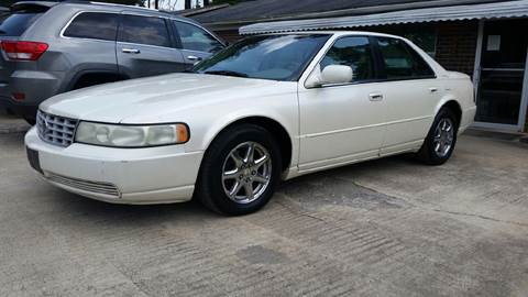 2002 Cadillac Seville for sale in Plainville, GA