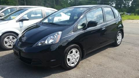 2013 Honda Fit for sale in Plainville, GA