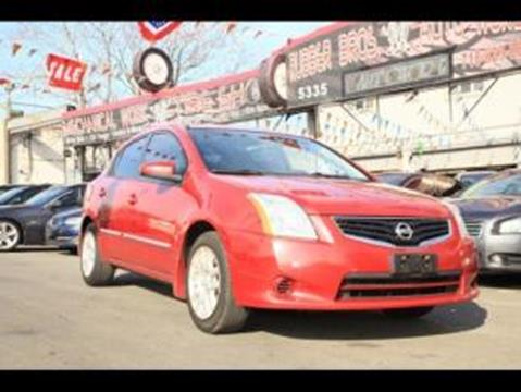 2012 Nissan Sentra for sale in Brooklyn, NY