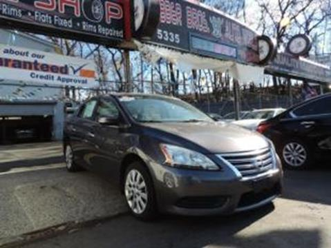 2015 Nissan Sentra for sale in Brooklyn, NY